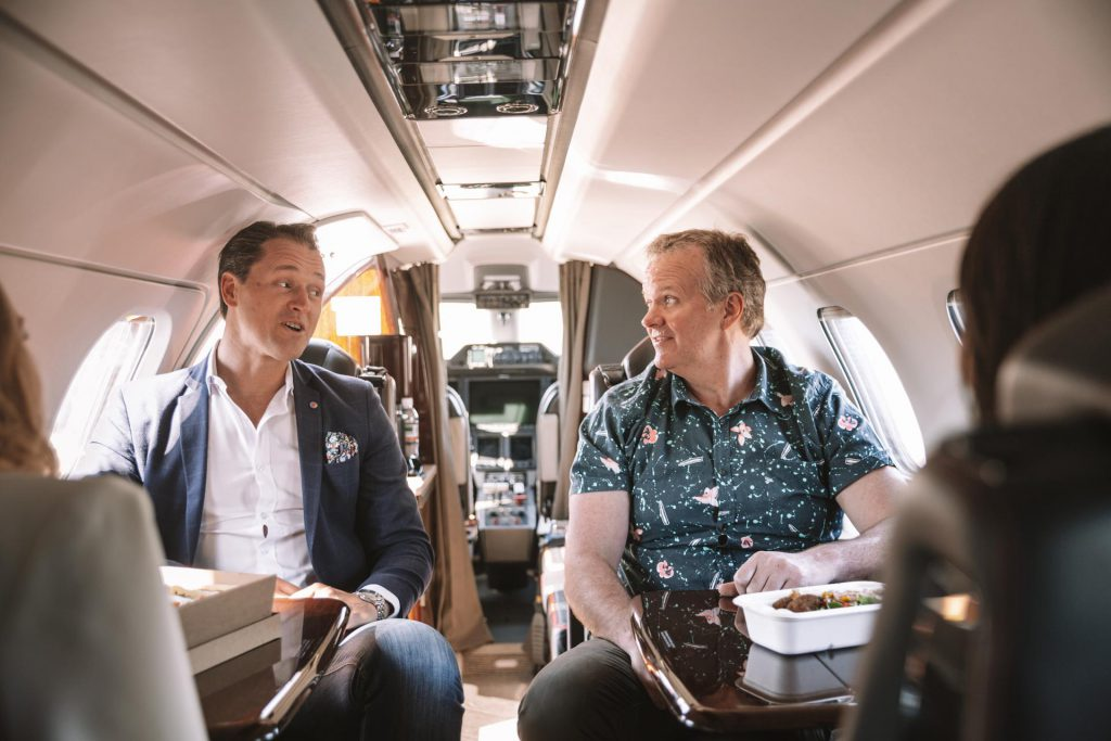 Make the most of your Airly Private Jet Membership