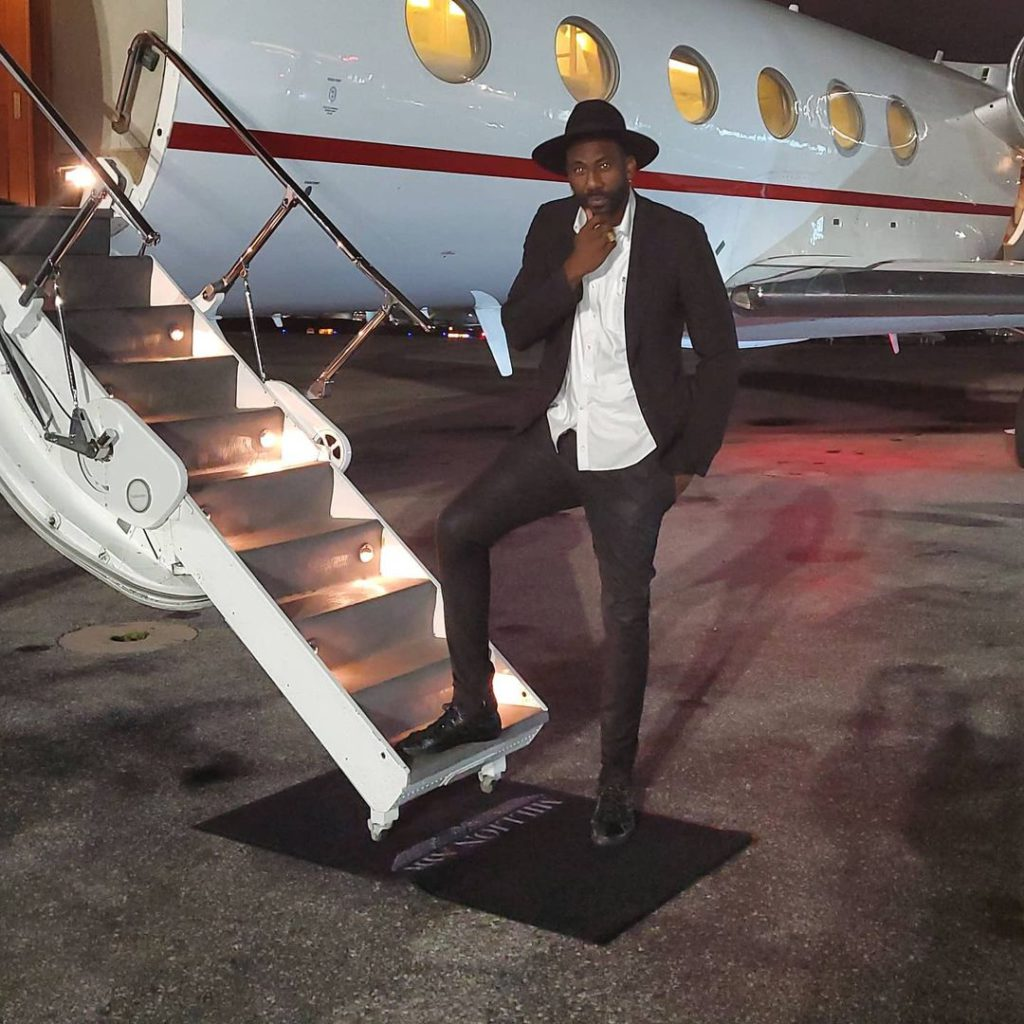 Private Jet Etiquette with Amar'e Stoudemire.