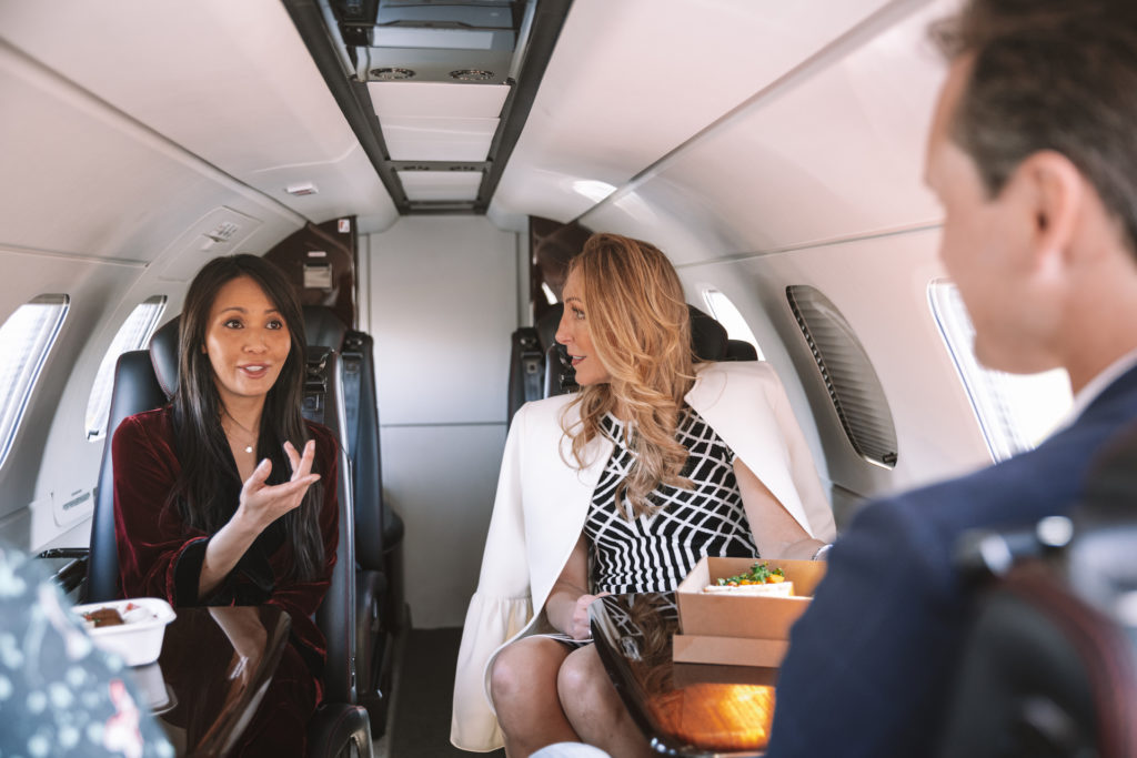 Private Jet Etiquette Ask Questions