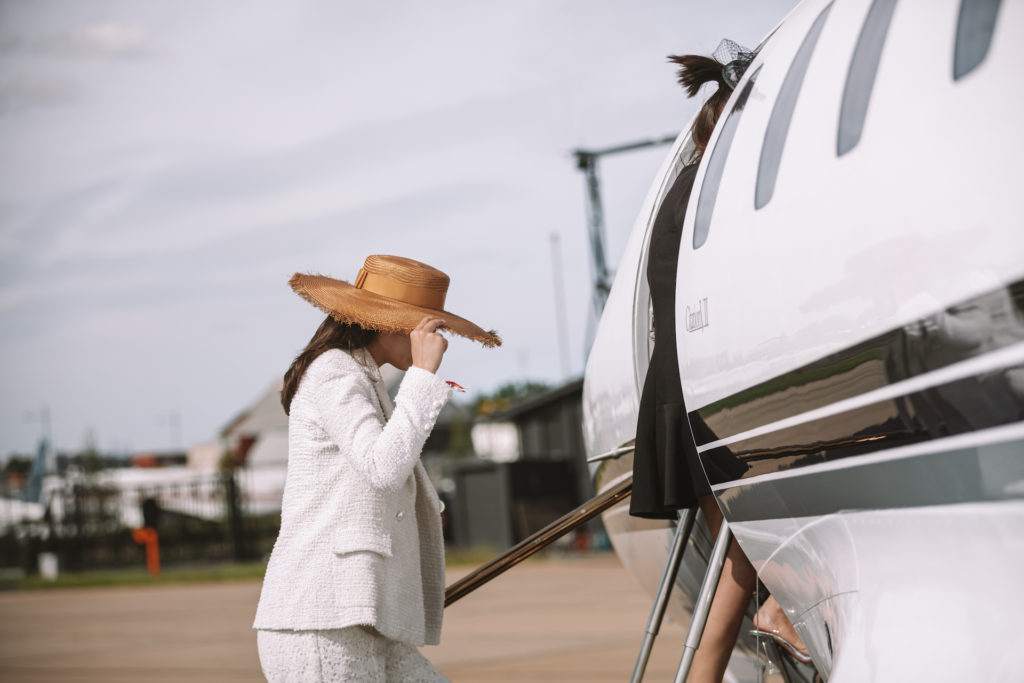 Private Jet Etiquette Boarding