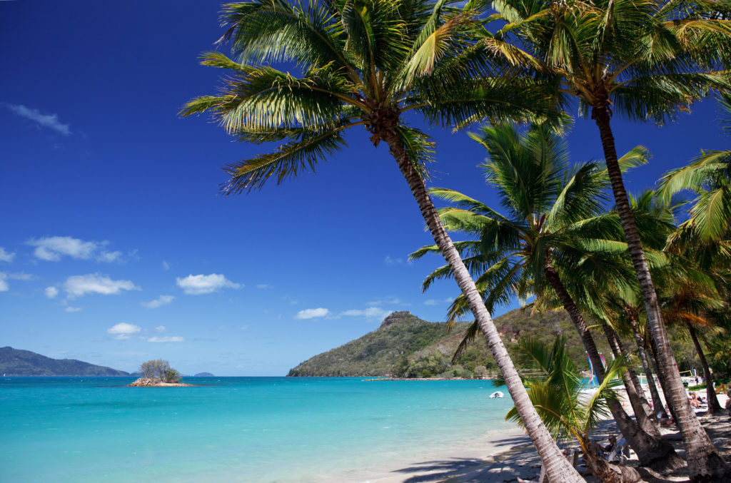 Whitsundays is the perfect Winter destination.