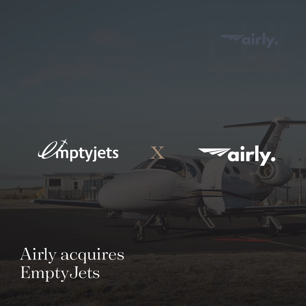 Airly acquires EmptyJets